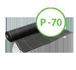 Agrotkanina czarna P-70