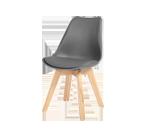 Krzesła z poduszką